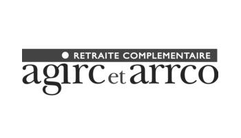 Logo AGIRC ARCCO - client Naelan