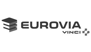 Logo Eurovia - client Naelan