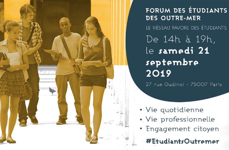 Retrouvez Naelan au Forum des étudiants des Outre-Mer