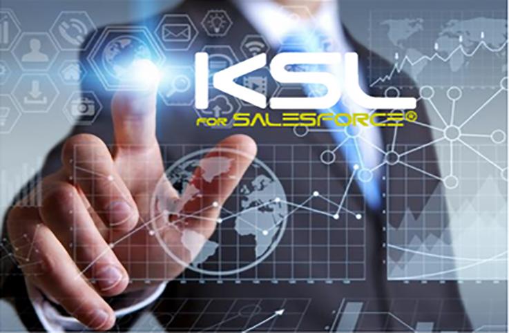 Arrivée de KSL for Salesforce sur l'AppExchange