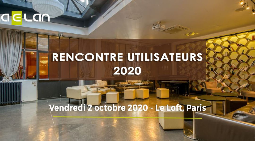 2 octobre 2020 – Paris : Une matinée dédiée à nos clients !