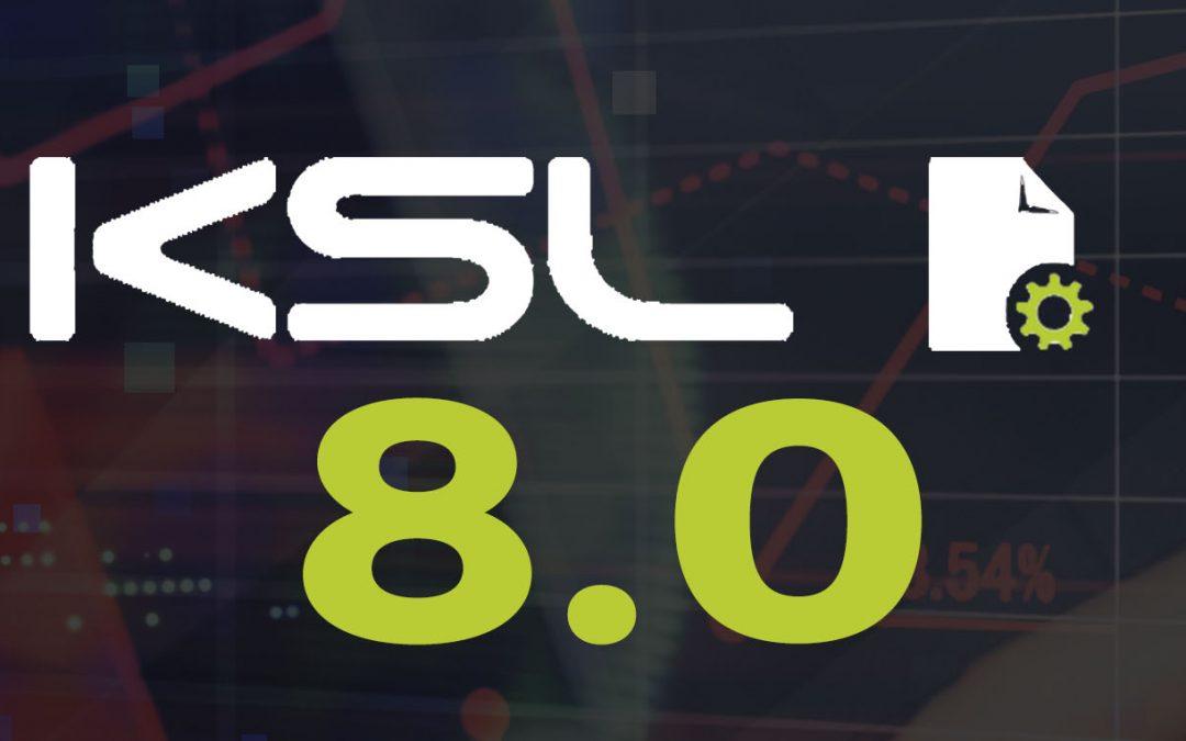 Entre innovation et besoins clients : la nouvelle version de KSL Suite est un concentré de nouveautés.