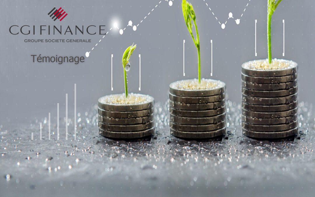CGI FINANCE poursuit l'optimisation de sa gestion de documents avec KSL Suite